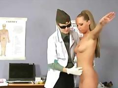 доктор, унижение, гинеколог