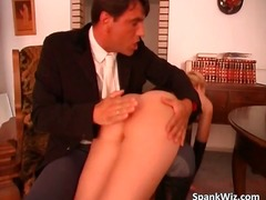 slap, spanking, fetish, spanked, blonde