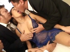 milf, hardcore, lick, bedroom, sucking, hairy, brunette, doggystyle, asian
