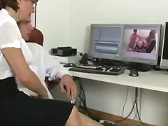 matures, shoes, femdom, british, mature, handjob, bondage, fetish