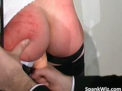 엉덩이 때리기, 애널섹스, 페티시