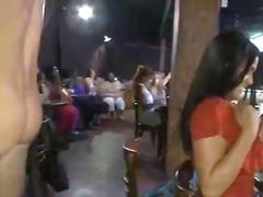 момичета, парти, на живо, възбудени, възрастни