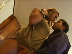 Blondinka Porno