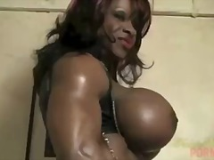 biceps, abuse, kinky, legs, ebony