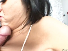 mom, double, classy, lick, forced, eyes, mature, sucking, partyhardcore, pov