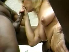 seidenstrümpfe, reif, blowjob, blond