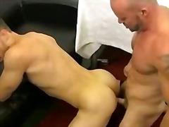 tanuló, hardcore, melegek, kigyúrt, anális szex