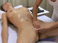 масаж, яки мацки, блондинки