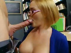brille, pussy, monstercock, schule, reif, pornostar, natürliche brüste, große brüste