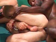 dreier, fetish, hardcore, blowjob, strapon, dildo, bisexuell, anal