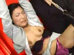 азиатки, дилдо, групов секс, болка, блондинки
