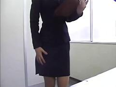 секретарки, японки