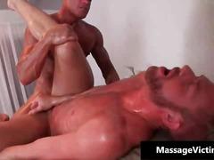 масаж, яко ебане, гей, голямо парче, дупета