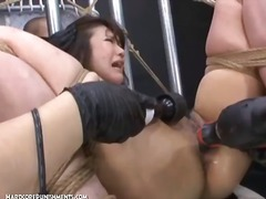 bdsm, ekstrem sex, dominering, bundet sex, slave, brutal sex, japanere
