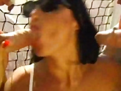 hadcore, girls, glasses, boyfriend, anal, allholes, bitch, dp, spoon, facefuck