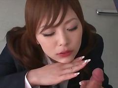 स्कूल, मुखमैथुन, जापानी