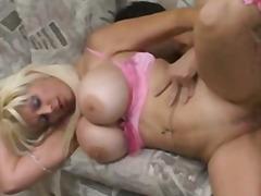 fucking, blonde, couch, cumshot, mature, blowjob, milf, hardcore, lingerie, big