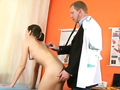medical, doctor, fingering, clinic, kinky, insertion, speculum, shaved, gyno, pussy