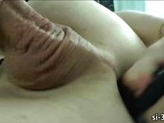 соло, траверси, големи цици, чорапи, мастурбация