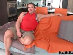леко порно, мастурбация, соло, гей