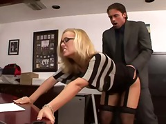 Sekreterare Porno