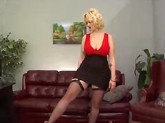 женска доминация, милф, чорапи, блондинки