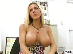 fake, natural, boobs, tits, school, work, nice, monster, breeze, big
