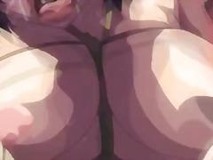 аниме, голям гъз, хентай, 3d, манга, групов секс