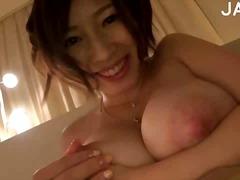 big, boobs, fingering, big boobs, busty, natural boobs, amateur, nipples, japanese, milk