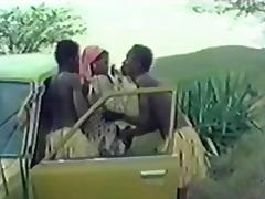 африканки, големи цици, старо порно