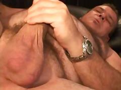 solo, masturbation, fat, mature, bear