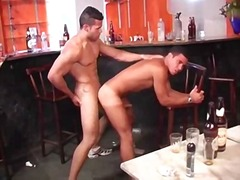 drunk, cumshot, latino, big, cock, hardcore