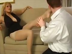 масаж, фетиш с крака, медицински, жена гол мъж