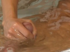 massage, handjob, heather vahn, shower, asian, oriental