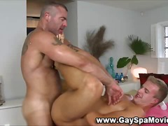 anal, gay, gape, tattoo, rimjob, dp, massage