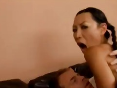 vagina, tight, tia ling, big cock, cunnilingus, insertion, big boobs, internal, finger, fisting