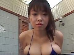 खुले में, एशियन, बड़ा लंड