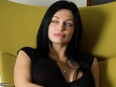 Алита Оушън, мастурбация, соло