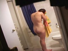 入浴, ヌード, 隠しカメラ, スパイ, 褐色美人