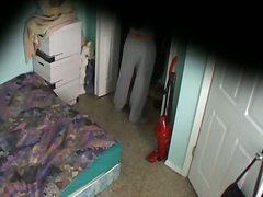 момичета, легло, бельо, скрит, воайор, шпионски