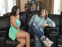 ペニス, 巨乳, ティーン, ラテン系, 異人種間セックス