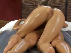 пръсти, лесбийки, масаж
