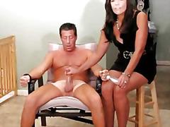 жена гол мъж, чекия, кур, оргазъм, голи, облечени