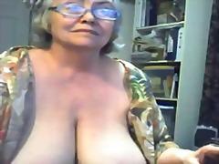 बुड्ढी औरत, वेब कैमरा