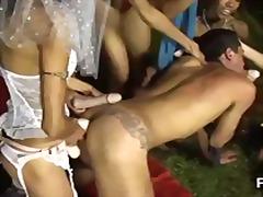 африканки, пляскане, групов секс, празнене, дилдо