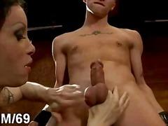 cicik, megkötözés, szado-mazo, shemale, anális szex