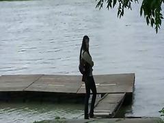 Алита Оушън, тийнейджъри, брюнетки, цици