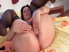 мастурбация, големи цици, цици, възрастни
