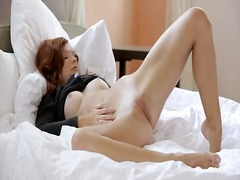 търкане, мастурбация, момичета, гащички