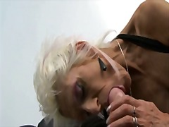 french, cock, deep, loves, young, blonde, ass, granny, anal